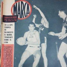 Coleccionismo deportivo: LOTE ANTIGUAS REVISTAS DIARIO MARCA. Lote 205454131