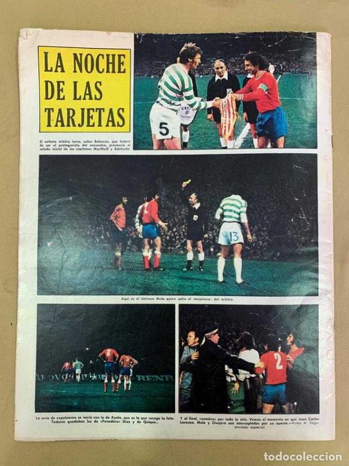 Coleccionismo deportivo: REVISTA AS COLOR Nº 152 DEL 16 DE ABRIL DE 1974. - Foto 3 - 205750551