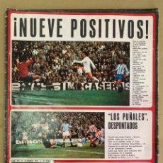 Coleccionismo deportivo: REVISTA AS COLOR Nº 191 DEL 14 DE ENERO DE 1975.. Lote 205750892