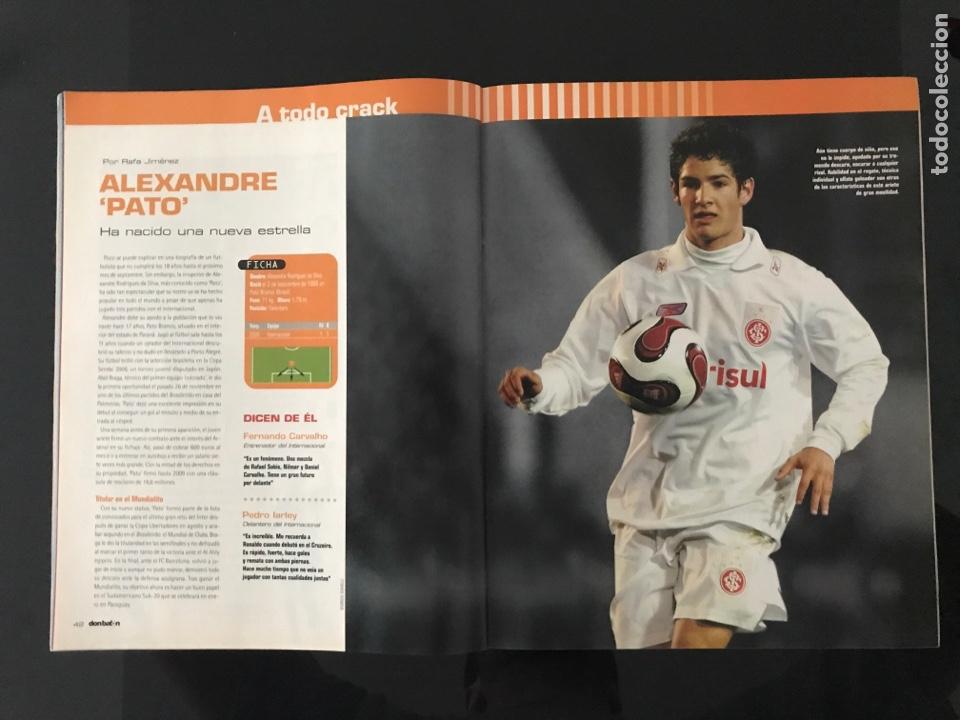 Coleccionismo deportivo: Fútbol don balón 1628 - Poster Levante - Villa - Barça - Atlético - Pato - Gattuso - Manresa - as - Foto 5 - 206161778