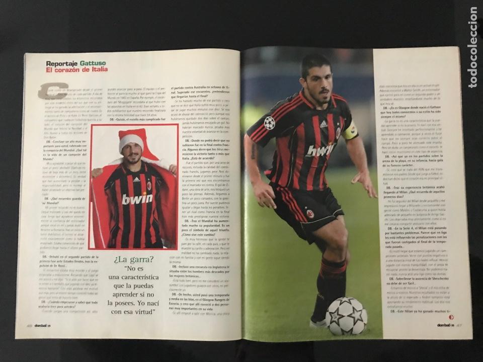 Coleccionismo deportivo: Fútbol don balón 1628 - Poster Levante - Villa - Barça - Atlético - Pato - Gattuso - Manresa - as - Foto 6 - 206161778