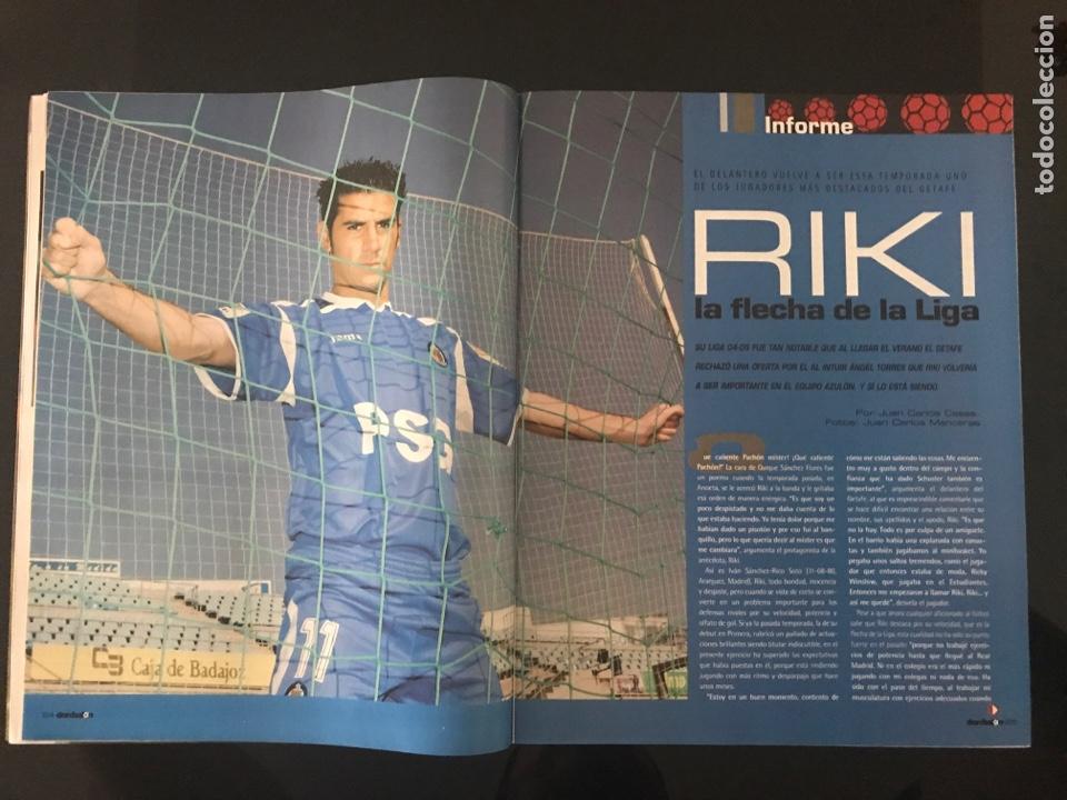 Coleccionismo deportivo: Fútbol don balón 1576 - Poster Racing - Maldini - Maxi - Getafe - Nené Alavés - Ramallets - Badajoz - Foto 4 - 206260291