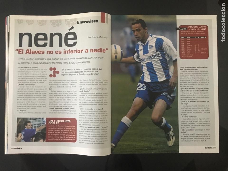 Coleccionismo deportivo: Fútbol don balón 1576 - Poster Racing - Maldini - Maxi - Getafe - Nené Alavés - Ramallets - Badajoz - Foto 5 - 206260291