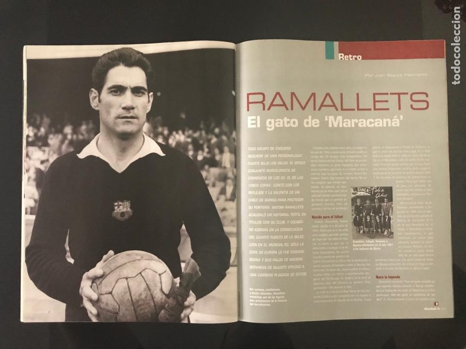 Coleccionismo deportivo: Fútbol don balón 1576 - Poster Racing - Maldini - Maxi - Getafe - Nené Alavés - Ramallets - Badajoz - Foto 6 - 206260291