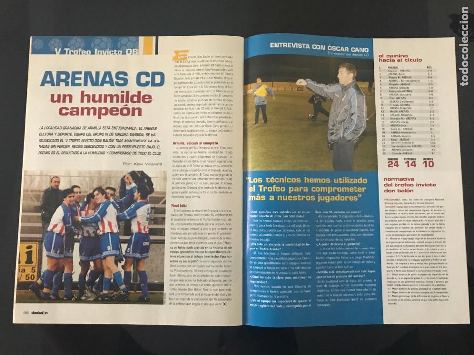 Coleccionismo deportivo: Fútbol don balón 1584 - Poster Espanyol - Agüero - Drogba - Arenas Armilla - Pinillos - Foto 6 - 206261380