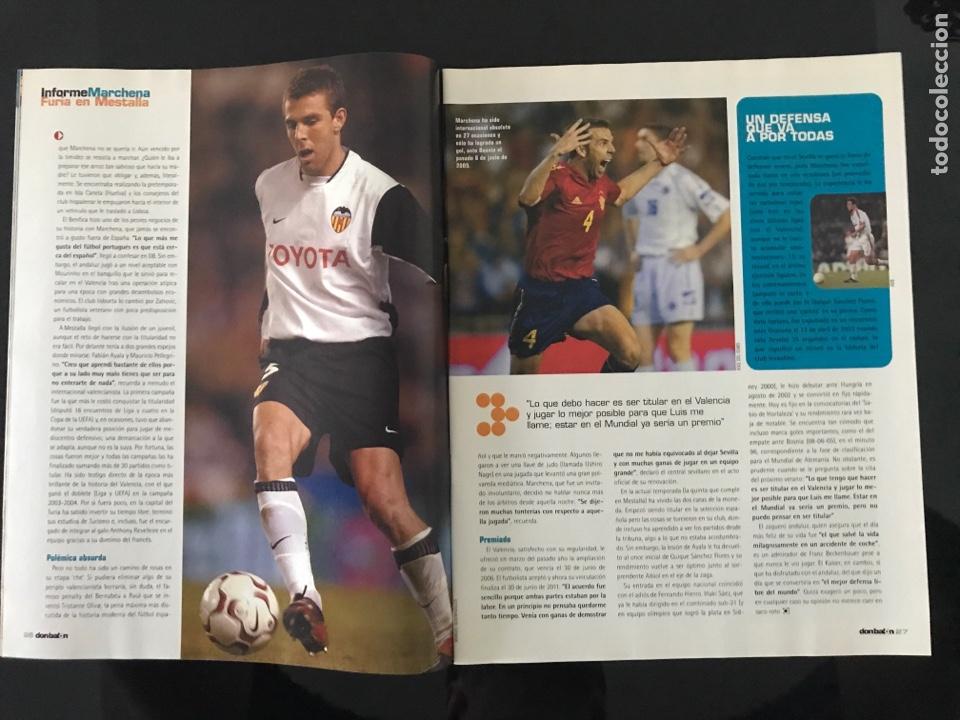 Coleccionismo deportivo: Fútbol don balón 1579 - Poster Sevilla - Barcelona - Alfaro - Marchena - Copa África - Girona - as - Foto 4 - 206266685