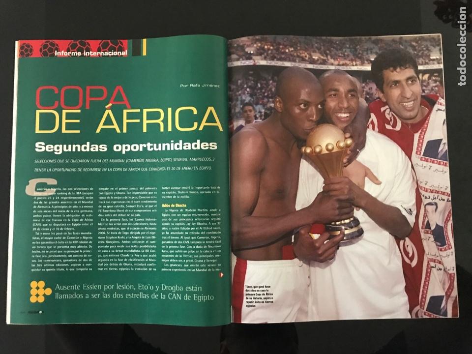 Coleccionismo deportivo: Fútbol don balón 1579 - Poster Sevilla - Barcelona - Alfaro - Marchena - Copa África - Girona - as - Foto 5 - 206266685