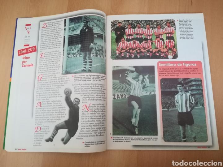 Coleccionismo deportivo: Don Balón CENTENARIO DEL ATHLETIC (1898-1998). Edición Especial. - Foto 3 - 206458616