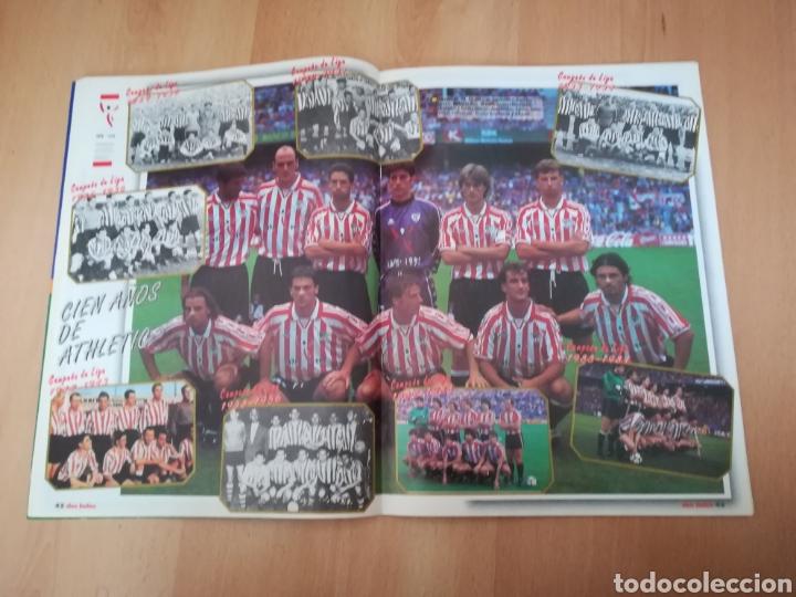 Coleccionismo deportivo: Don Balón CENTENARIO DEL ATHLETIC (1898-1998). Edición Especial. - Foto 4 - 206458616