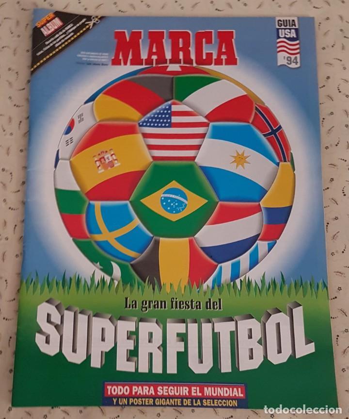 MARCA. GUIA MUNDIAL USA 94 (Coleccionismo Deportivo - Revistas y Periódicos - Marca)
