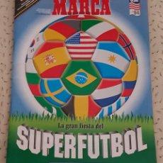 Colecionismo desportivo: MARCA. GUIA MUNDIAL USA 94. Lote 206798993
