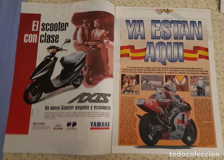 Coleccionismo deportivo: As Especial Gran premio de España de motociclismo 1994 - Foto 4 - 206812933