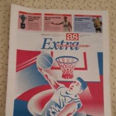 Coleccionismo deportivo: AS EXTRA COPA DEL REY DE BALONCESTO 1994.. Lote 206813386