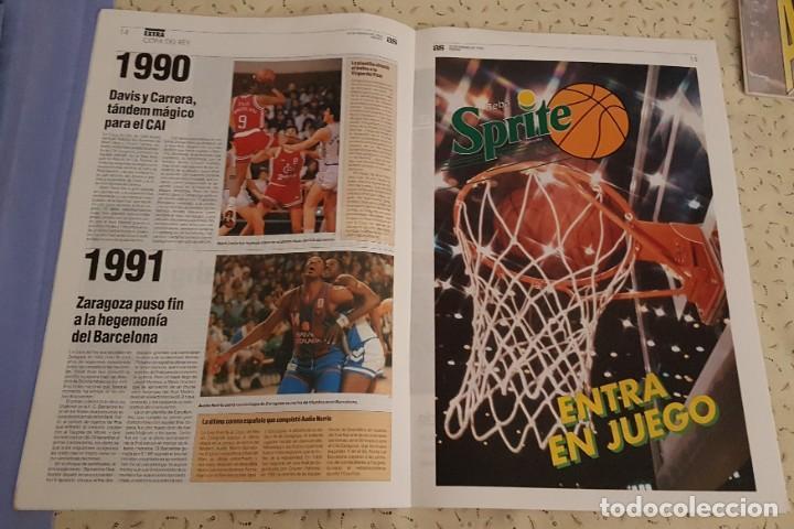 Coleccionismo deportivo: As Extra Copa del Rey de Baloncesto 1994. - Foto 3 - 206813386