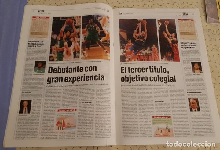 Coleccionismo deportivo: As Extra Copa del Rey de Baloncesto 1994. - Foto 4 - 206813386
