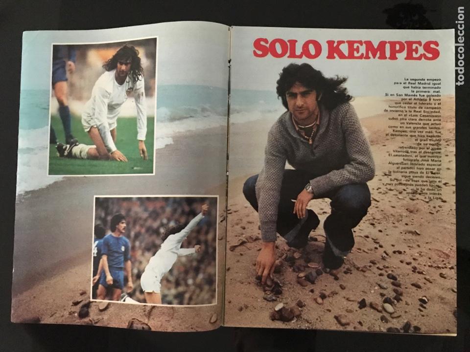 Coleccionismo deportivo: Fútbol don balón 226 - Real Sociedad - Kempes - Quini - Arias - Elche - Eurocopa 80 - Ormaechea - Foto 3 - 206933688