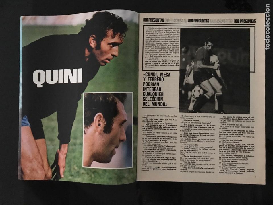 Coleccionismo deportivo: Fútbol don balón 226 - Real Sociedad - Kempes - Quini - Arias - Elche - Eurocopa 80 - Ormaechea - Foto 4 - 206933688