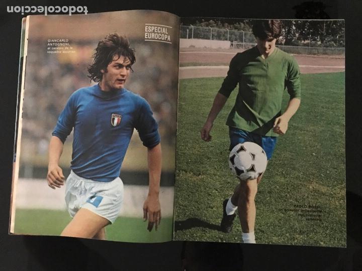 Coleccionismo deportivo: Fútbol don balón 226 - Real Sociedad - Kempes - Quini - Arias - Elche - Eurocopa 80 - Ormaechea - Foto 8 - 206933688