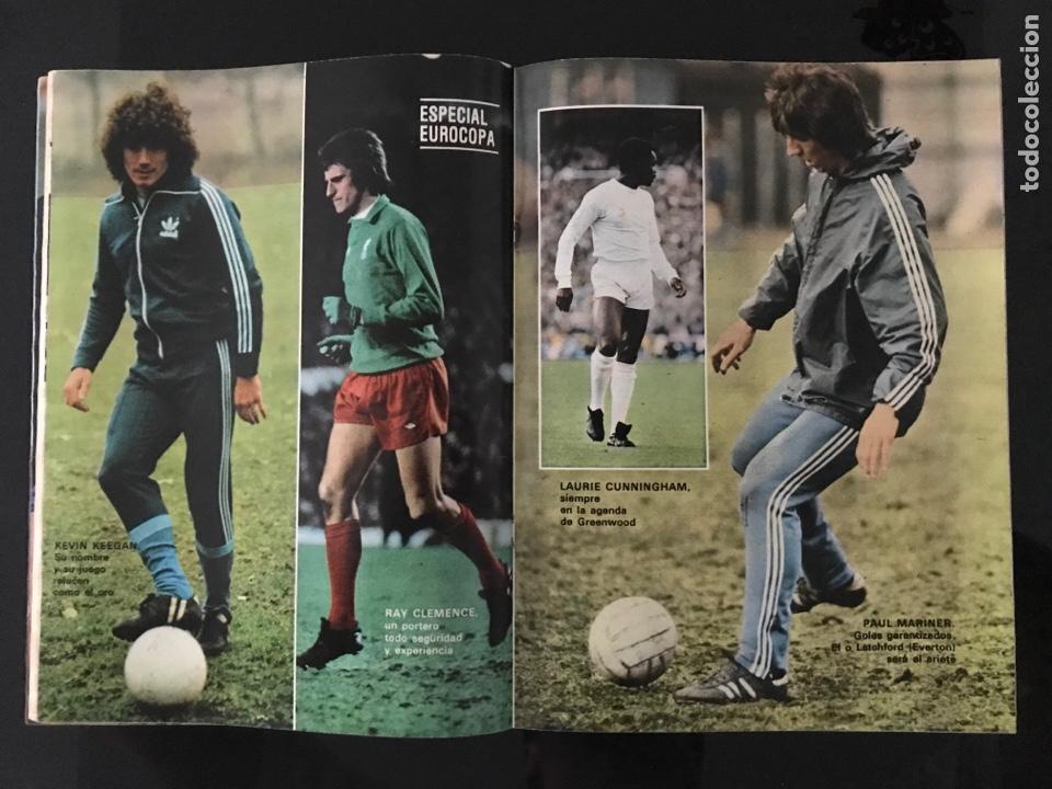 Coleccionismo deportivo: Fútbol don balón 226 - Real Sociedad - Kempes - Quini - Arias - Elche - Eurocopa 80 - Ormaechea - Foto 9 - 206933688