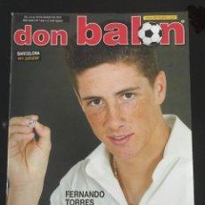 Coleccionismo deportivo: FÚTBOL DON BALÓN 1432 - POSTER BARCELONA - TORRES ATLÉTICO - ATHLETIC - MUNDIALES - COPAS EUROPEAS. Lote 207220561