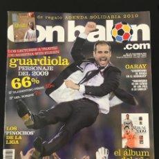 Coleccionismo deportivo: FÚTBOL DON BALÓN 1784 - ALBUM 2009 - GUARDIOLA - GARAY - COPA AFRICA - SANT ANDREU - AS MARCA CROMO. Lote 207276538