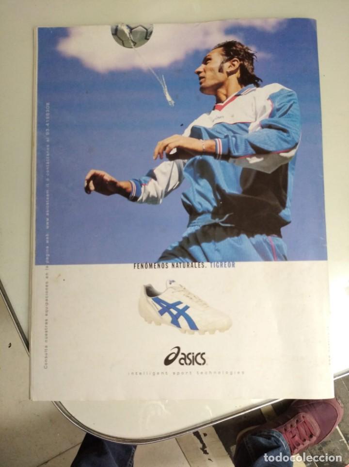 Coleccionismo deportivo: REVISTA DON BALON, BARCA -REAL MADRID, A VER SI ME PILLAS - Foto 4 - 163743830