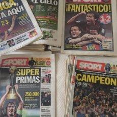 Coleccionismo deportivo: SPORT LOTE DE 100 EJEMPLARES AÑOS 2004 EN ADELANTE. Lote 207593331