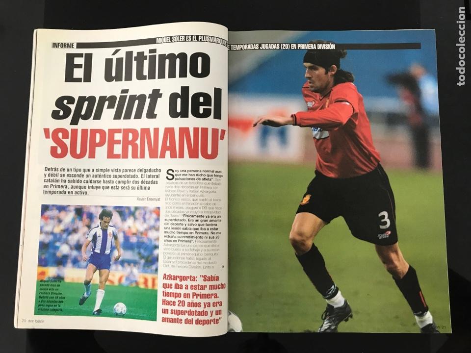Coleccionismo deportivo: Fútbol don balón 1421 - Poster Celta - Charlton - Soler - Alonso - Piojo - Marsella - Bravo - Foto 4 - 207724495