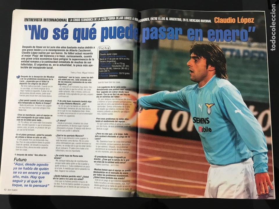 Coleccionismo deportivo: Fútbol don balón 1421 - Poster Celta - Charlton - Soler - Alonso - Piojo - Marsella - Bravo - Foto 7 - 207724495