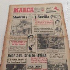 Coleccionismo deportivo: 9-7-1962 REAL MADRID SEVILLA FINAL COPA GENERALÍSIMO. Lote 207737896