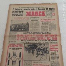 Coleccionismo deportivo: 26-6-1963 VALENCIA CF DINAMO ZAGREB FINAL COPA FERIAS. Lote 207738281