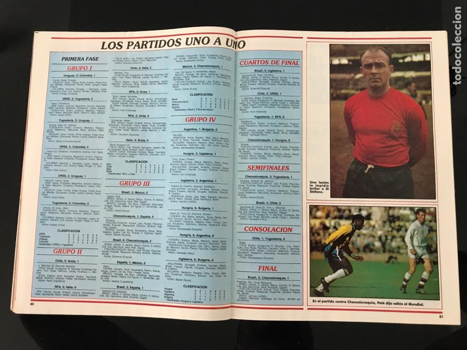 Coleccionismo deportivo: Fútbol don balón 556 - España México 86 - Historia Suecia 58 Chile 62 - Barça - Jerez - Salinas - Foto 7 - 207819832