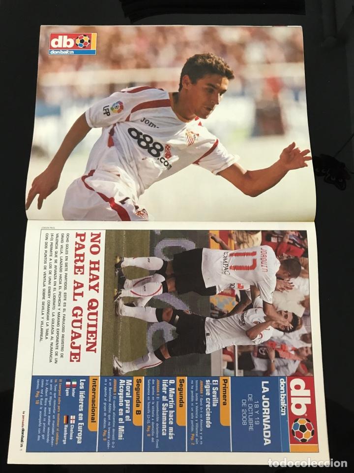 Coleccionismo deportivo: Fútbol don balón 1723 - Poster Navas Sevilla - Atlético - Messi - Giggs - Busquets España Mendi - Foto 2 - 207820810