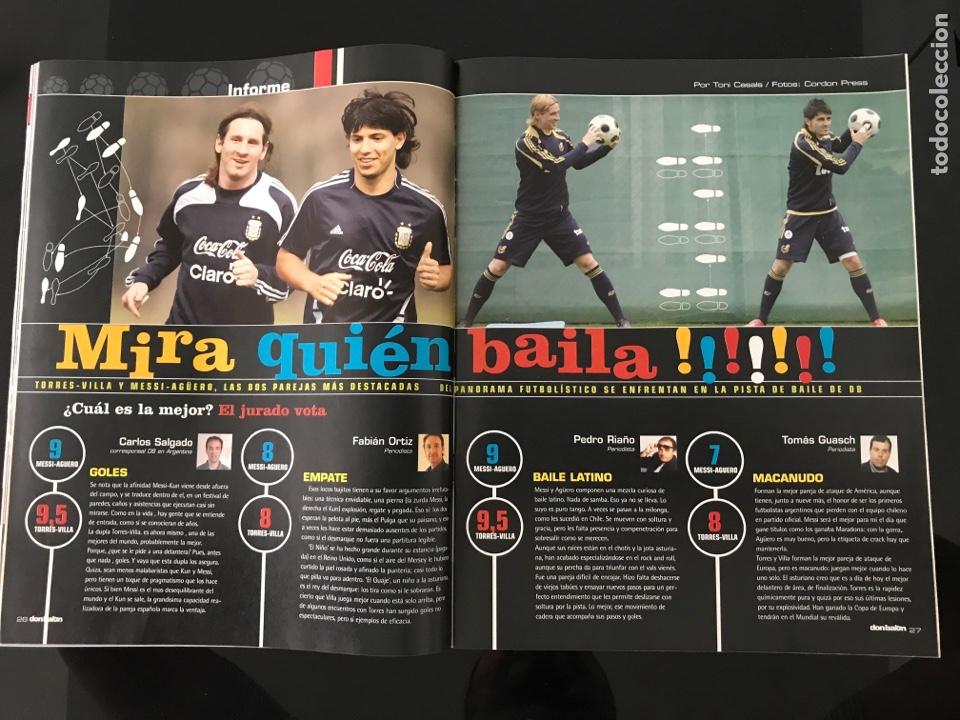 Coleccionismo deportivo: Fútbol don balón 1723 - Poster Navas Sevilla - Atlético - Messi - Giggs - Busquets España Mendi - Foto 4 - 207820810