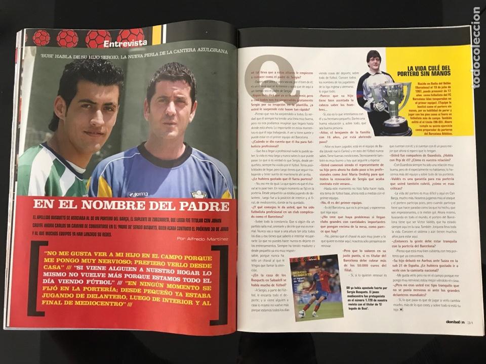 Coleccionismo deportivo: Fútbol don balón 1723 - Poster Navas Sevilla - Atlético - Messi - Giggs - Busquets España Mendi - Foto 5 - 207820810