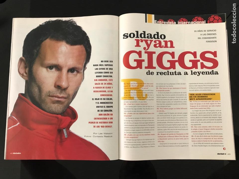 Coleccionismo deportivo: Fútbol don balón 1723 - Poster Navas Sevilla - Atlético - Messi - Giggs - Busquets España Mendi - Foto 7 - 207820810