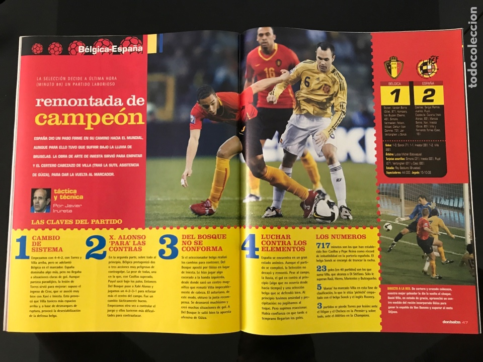 Coleccionismo deportivo: Fútbol don balón 1723 - Poster Navas Sevilla - Atlético - Messi - Giggs - Busquets España Mendi - Foto 8 - 207820810