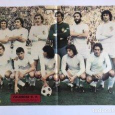 Coleccionismo deportivo: POSTER AS COLOR Nº 291 VALENCIA. Lote 207870291