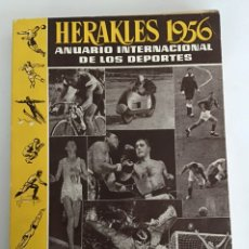 Collectionnisme sportif: HERAKLES 1956. ANUARIO INTERNACIONAL DEPORTES. MUNDO DEPORTIVO. Lote 208065227