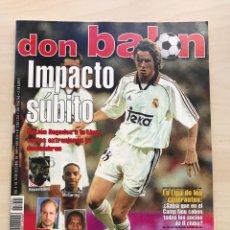 Coleccionismo deportivo: FÚTBOL DON BALÓN 1251 - UNIVERSIDAD LP - REAL UNIÓN - CASTELLÓN - EXTREMADURA - SALAMANCA - JAÉN. Lote 208907067