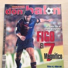 Coleccionismo deportivo: FÚTBOL DON BALÓN 1269 - CULTURAL - GIMNÁSTICA - SABADELL - GRANADA - TROPEZÓN - BARCELONA - ATLÉTICO. Lote 208908218