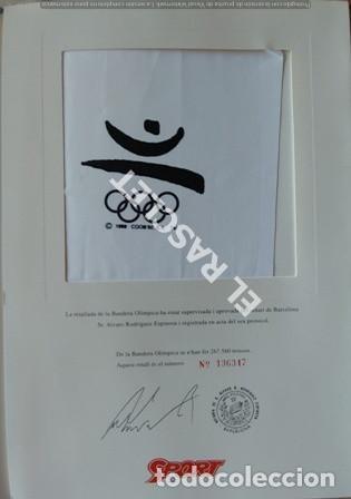 Coleccionismo deportivo: EL DIARIO SPORT - T,OFEREIX EL MILLOR RECORD OLIMPIC DE BARCELONA 92 - - Foto 2 - 209030627