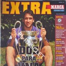 Coleccionismo deportivo: EXTRA MARCA SEPTIEMBRE 1997. Lote 209154888