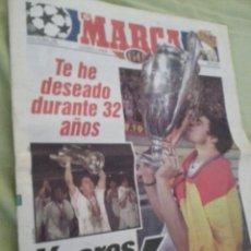 Coleccionismo deportivo: MARCA SEPTIMA COPA DE EUROPA REAL MADRID. Lote 276479658