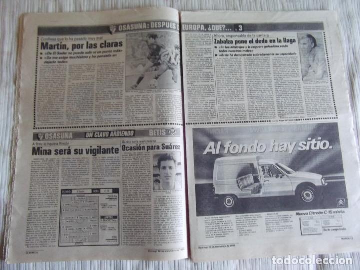 Coleccionismo deportivo: MARCA-1985-Nº13635-BARSA O.K.-AZCARGORTA-CLEMENTE-PAQUITO-GARCIA TRAID-LUIS COSTA-NOVOA-ZABALZA - Foto 7 - 21141911