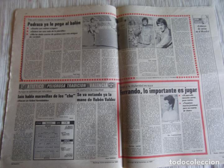 Coleccionismo deportivo: MARCA-1985-Nº13635-BARSA O.K.-AZCARGORTA-CLEMENTE-PAQUITO-GARCIA TRAID-LUIS COSTA-NOVOA-ZABALZA - Foto 9 - 21141911