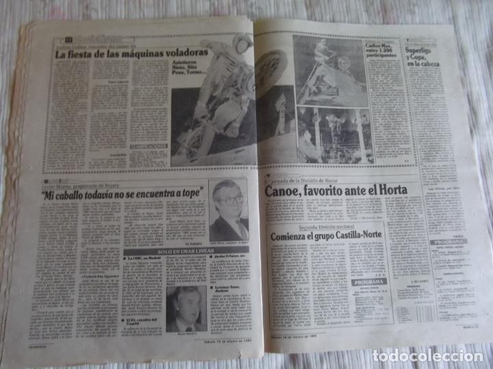 Coleccionismo deportivo: MARCA-1985-Nº13407-MAGICO DIAZ-NO COMPLETO - Foto 4 - 21141967