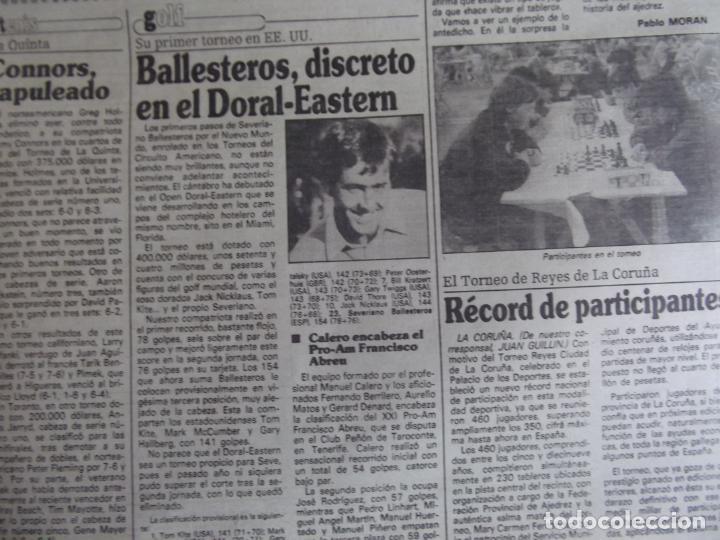 Coleccionismo deportivo: MARCA-1985-Nº13414- - Foto 3 - 21142004