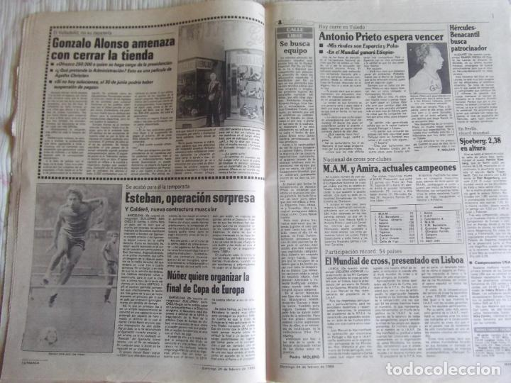 Coleccionismo deportivo: MARCA-1985-Nº13414- - Foto 6 - 21142004