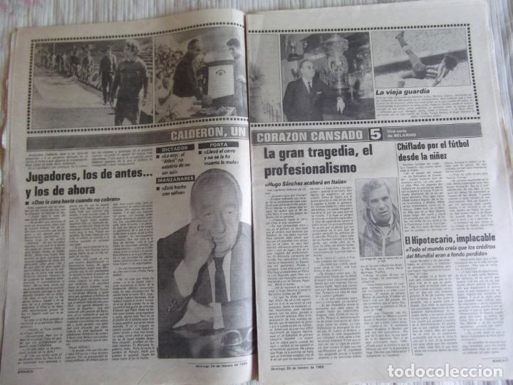 Coleccionismo deportivo: MARCA-1985-Nº13414- - Foto 7 - 21142004